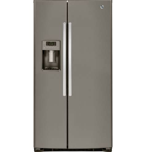 ge 174 energy 174 25 3 cu ft side by side refrigerator