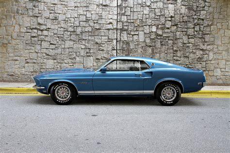 Auto Mustang 1969 by 1969 Ford Mustang 428 Cobra Jet For Sale Autos Post
