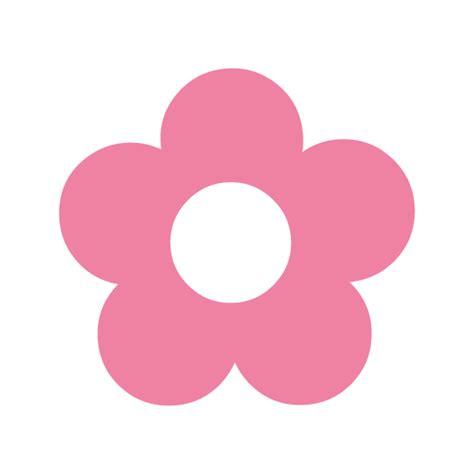 fiore rosa wall stickers adesivo murale fiore spazio adesivi murali