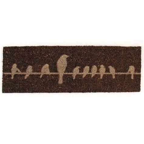 Bird Doormat by Buy Birds On Wire Coir Doormat The Worm That Turned