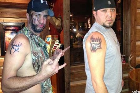 jason aldean tattoo country singers luke bryan and jason aldean get matching