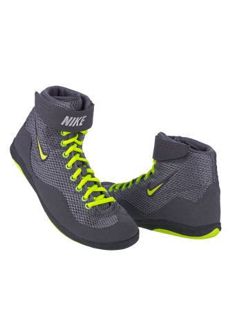 nike inflict shoes black neon green fighters