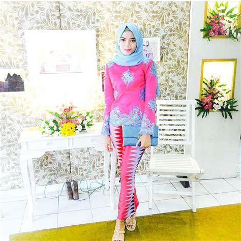 gambar kebaya modern berhijab 19 model baju kebaya pesta khusus untuk wanita berhijab 2018