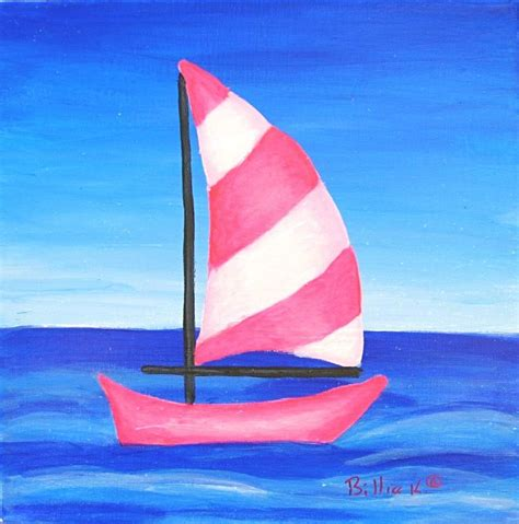 sailboat easy 1000 images about summer project on pinterest