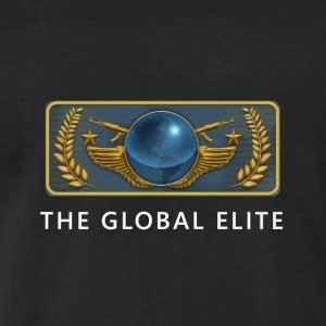 Jaket Counter Strike Global Offensive Cs Go Navy global elite t shirts spreadshirt