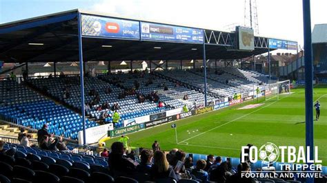 How To Read Plans by Fratton Park Stadium Guide Portsmouth Football Tripper