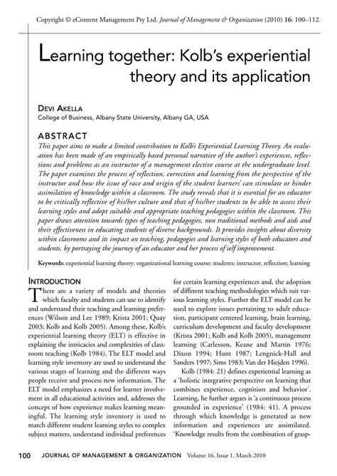 how to write the theory section of a research paper learning theory essay learning theory paper essay on