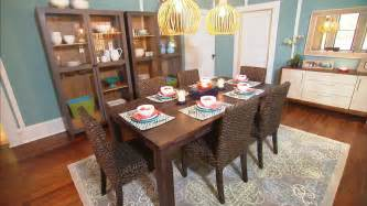 Style dining room dining room table with wine rack dining room table