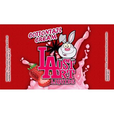 Sale Eliquid E Liquid Soul Artist Strawberry lost e juice cottontail 120ml premium ejuices