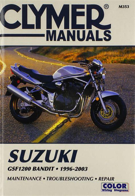 suzuki bandit 1200 wiring diagram k