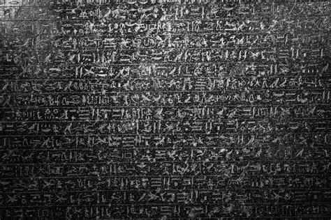 dark wallpaper egypt free photo hieroglyph black and white dark free image
