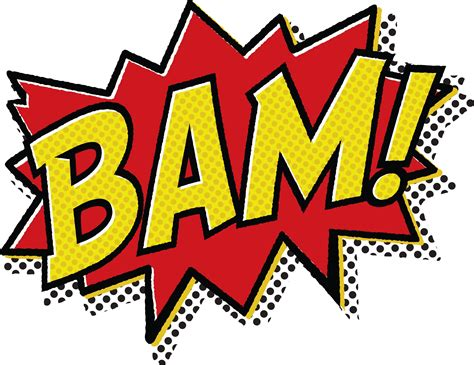 bam bam bam comic book classic t shirt design by