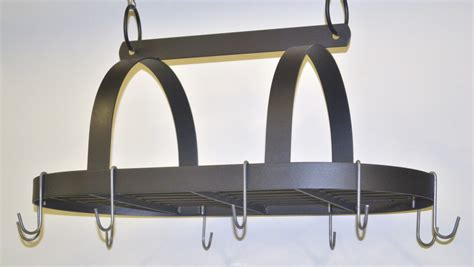 Hanging Pan Racks by J J Wire 187 Hanging Pot Pan Rack