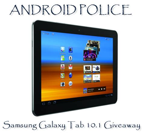 Free Android Tablet Giveaway - giant giveaway 3 win a free samsung galaxy tab 10 1 honeycomb tablet for doing