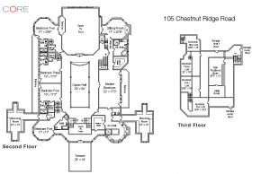 alpine stone mansion floor plan more pics of 105 chestnut ridge in saddle river nj along