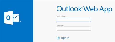 web mail office find the outlook web app webmail link for an office