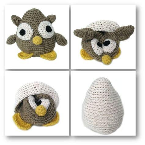 pattern crochet animal owl stuffed animal crochet pattern amigurumi pinterest