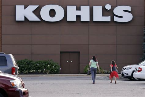 kohl s kohl s to accept amazon returns at select stores las