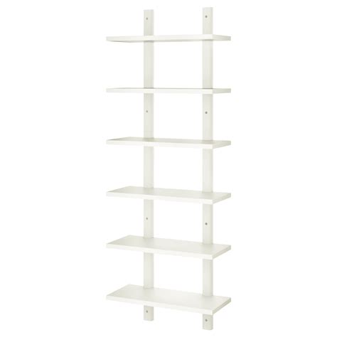 v 196 rde wall shelf white 50x140 cm ikea
