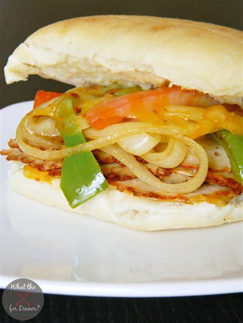 Chipotle Test Kitchen by Boar S Bold Chipotle Chicken Fajita Sandwich S