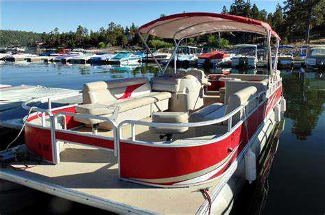 holloway boat rental big bear pontoon fishing boats and luxury pontoon rentals in big