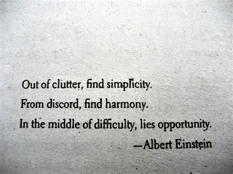 discord quote message einstein out of clutter find simplicity from discord