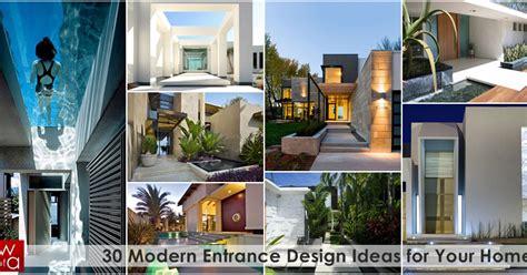 30 modern home decor ideas 30 modern entrance design ideas for your home