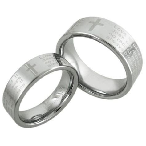 Bible Verses Engraved Wedding Band by 41 Best Images About Wholesale Tungsten Rings For