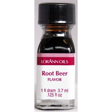 Rootbeer Flavor 10ml lorann strength flavor root mercy health