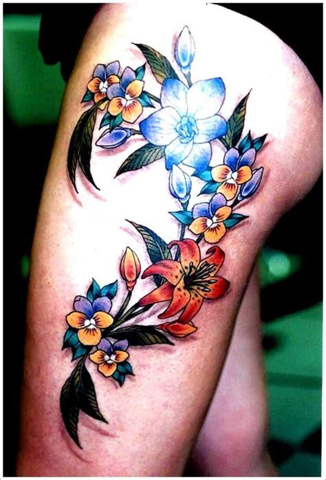 orchid tattoo designs meaning 30 and beautiful orchid designs