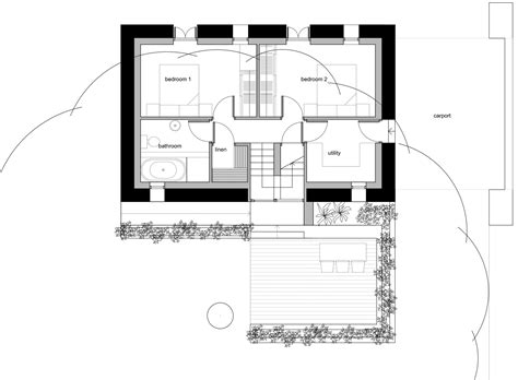 Barn Conversion Floor Plans by First Floor Plan Barn Conversion In Broughshane Northern