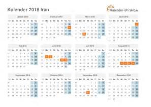 Iran Kalender 2018 Feiertage 2018 Iran Kalender 220 Bersicht