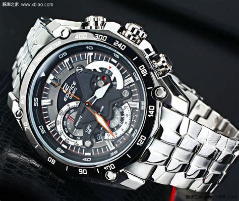 Casio Ediffice Ef 550d 1av 高清图 卡西欧edifice系列chronograph系列ef 550d 1av图片 腕表之家xbiao