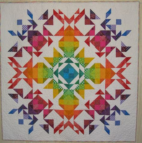 That Quilts by Artsy Quilts Modern Roue Chromatique Modern Color Wheel