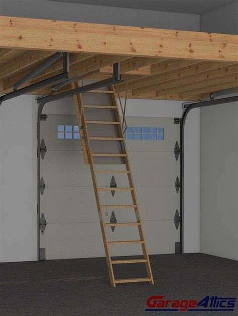 garage storage loft plans best 25 overhead garage storage ideas on pinterest