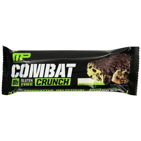 Musclepharm Combat Crunch Mp Combat Crunch Protein Bar 1 protein riegel kaufen musclepharm