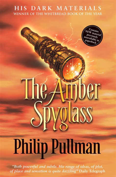 the amber spyglass his 1407130242 philip pullman the amber spyglass review