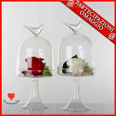 fiori stabilizzati prezzi fiori stabilizzati cana di vetro 26cm idee bomboniere