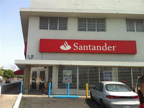 banco santander puerto rico banco santander banks credit unions ave barbosa san