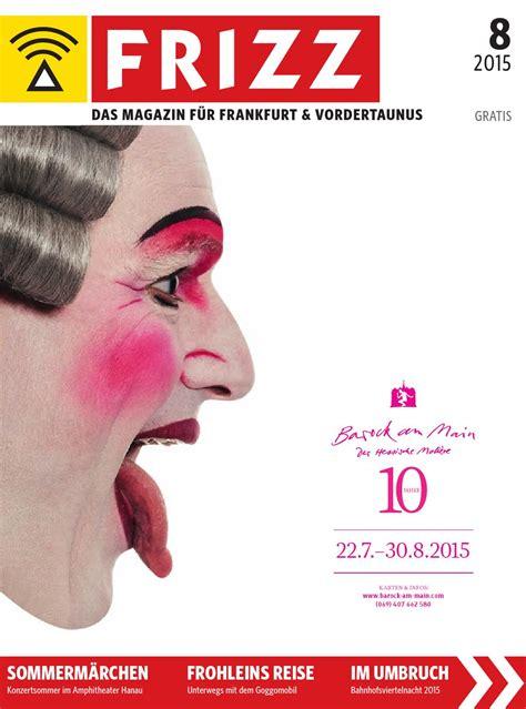 sparda bank eschwege frizz das magazin frankfurt august 2015 by frizz frankfurt