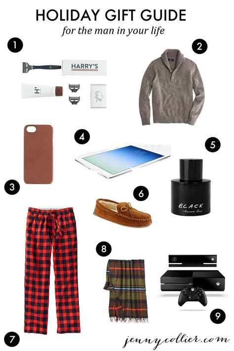 holiday gift ideas for men 187 jenny collier blog