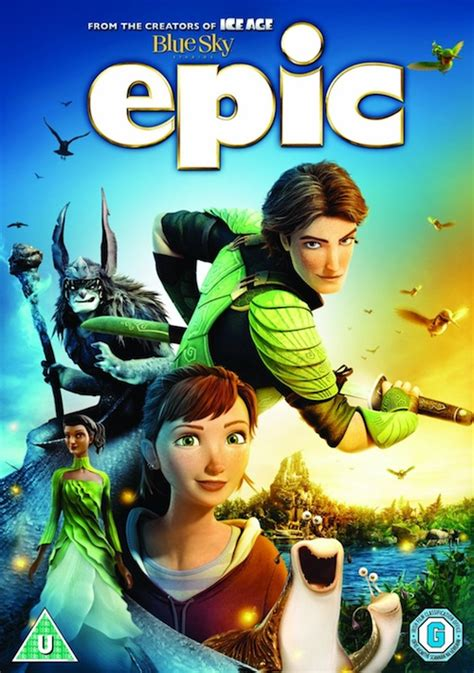 film review of epic epic dvd review