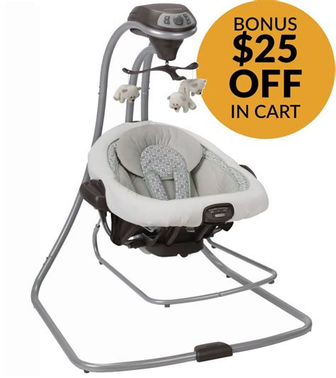 graco duetconnect lx swing plus bouncer graco duetconnect lx swing bouncer zander