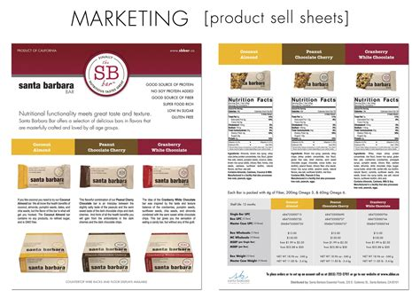 Product Sell Sheet Aiyin Template Source Product Sales Sheet Template