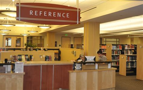 Reference Desk by Tour The Doyle Part 2 Libraries