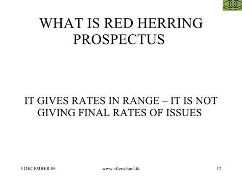 Shelf Prospectus And Herring Prospectus by How To Prepare A Prospectus