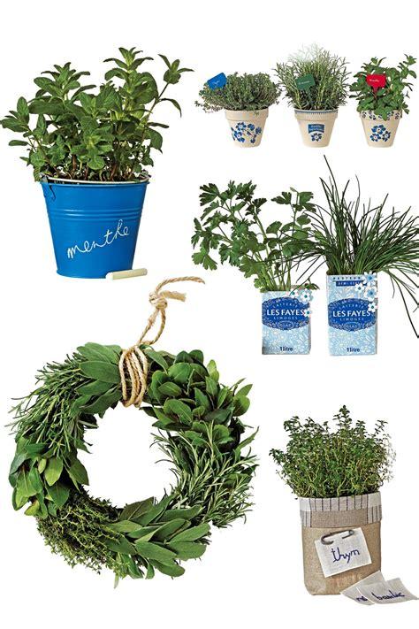 Aromates En Pot by Des Pots D Herbes Aromatiques Customis 233 S