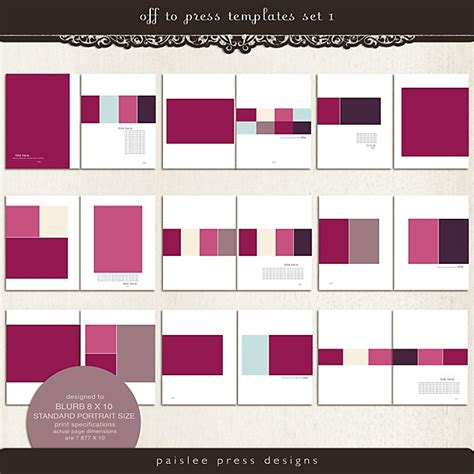 templates for blurb books templates for blurb albums magazine pinterest photo