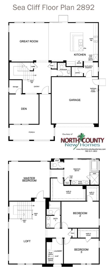 2006 kb home floor plans