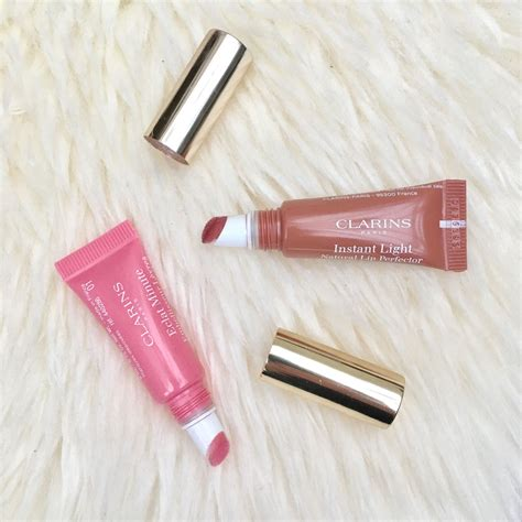 clarins instant light lip perfector worth the hype clarins instant light natural lip